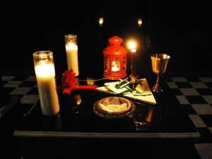 Healing Rite of the Esoteric Order of the Golden Dawn.  A ritualistic form of magical healing.